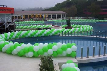 balon dekor süsü