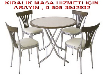 kiralık masa
